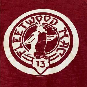 NWOT Fleetwood Mac 2013 Concert Tour T-shirt